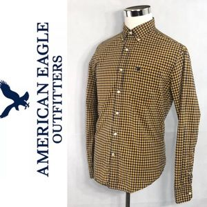 AMERICAN EAGLE Outfitter Classic Fit Dress Shirt M